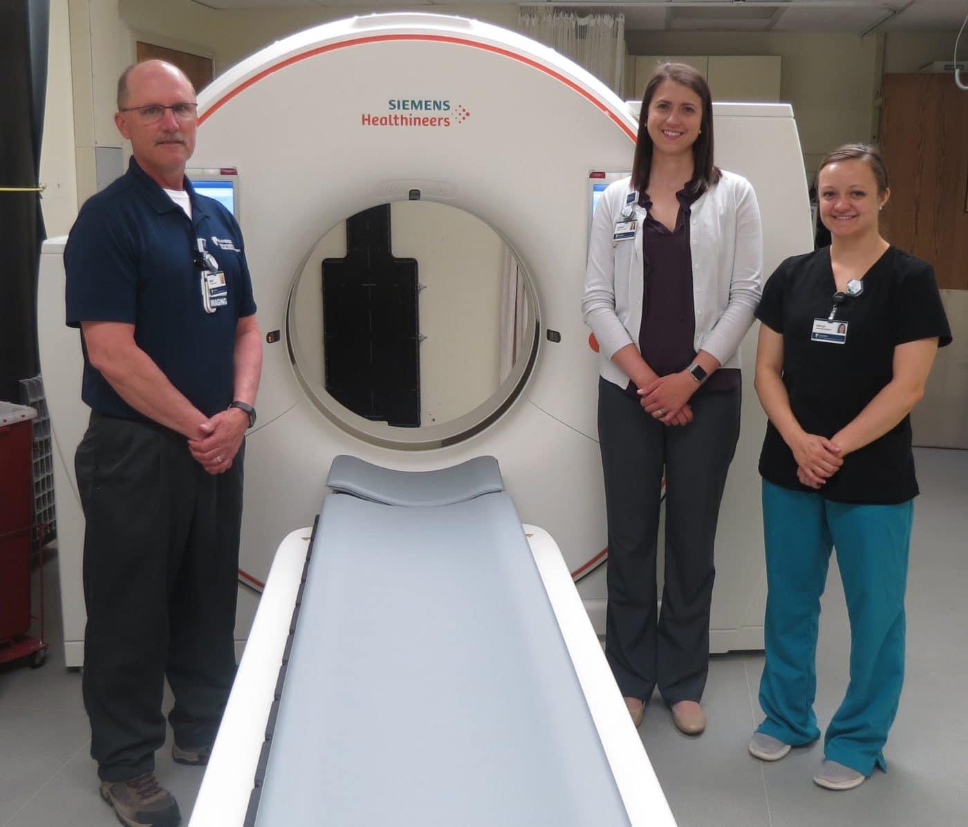 DSCI CT Scanner