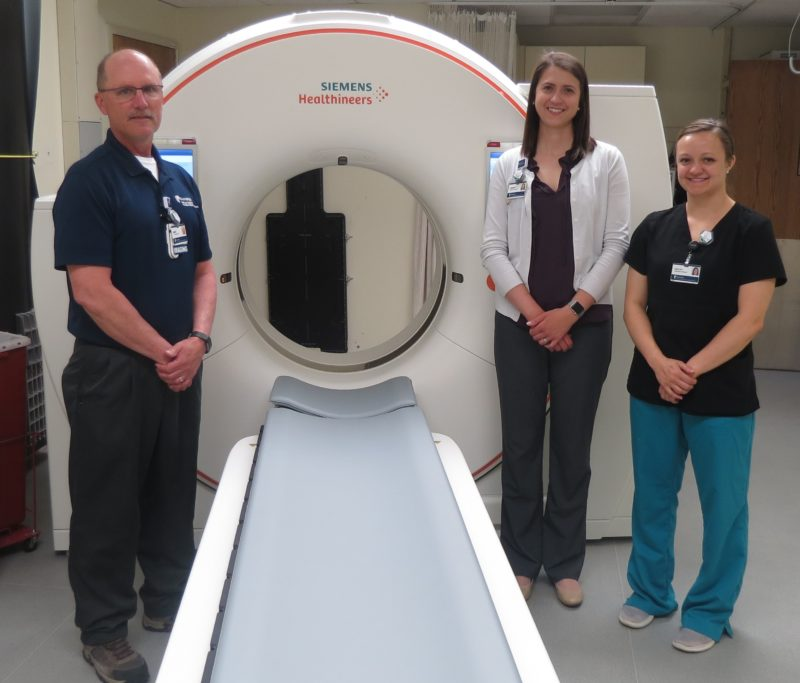 DSCI CT Scanner