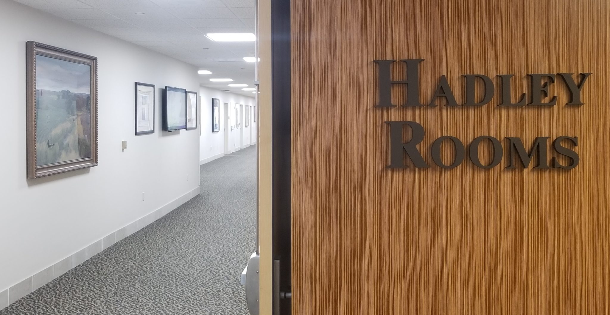 Hadley Rooms Receive Upgrades