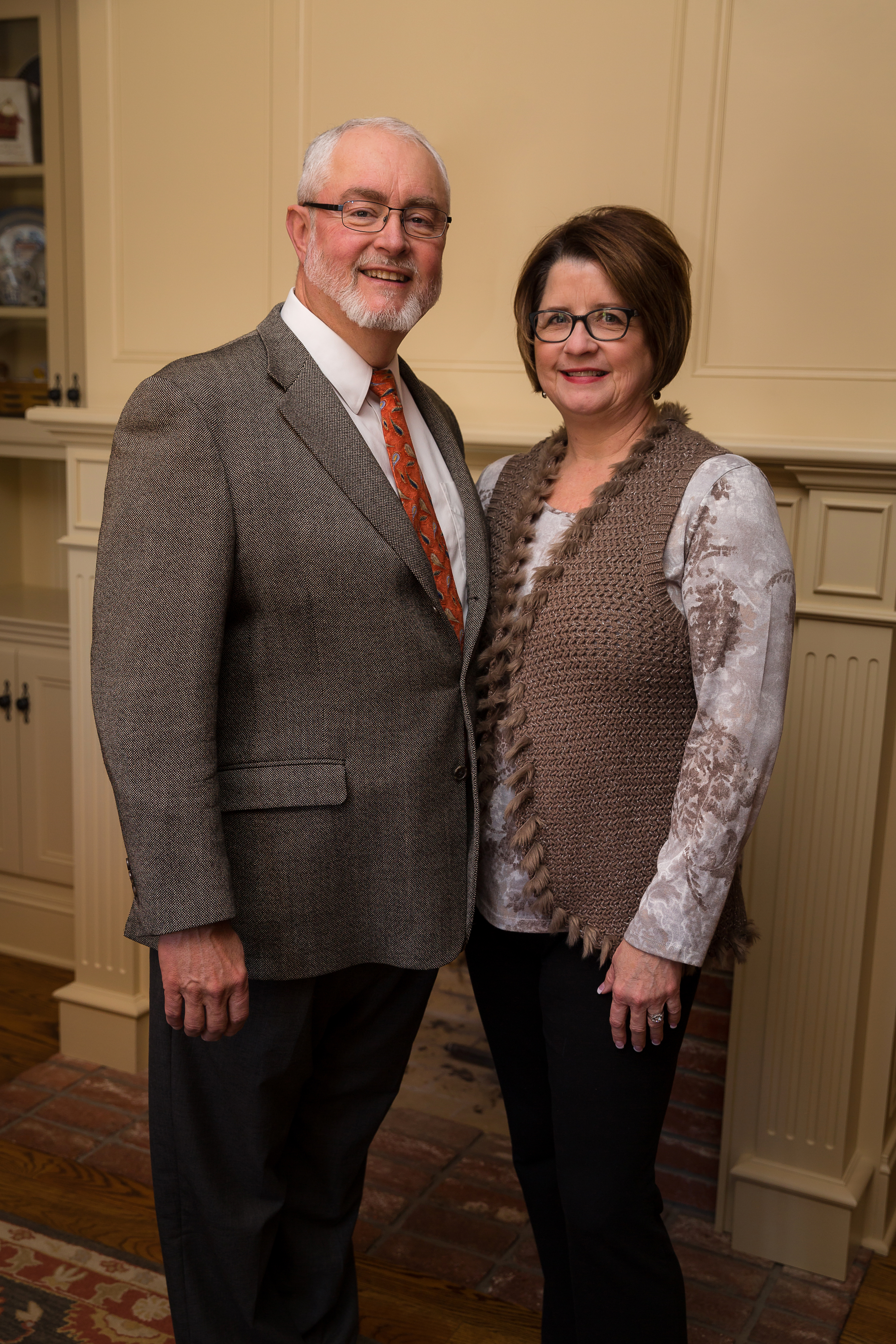 Powerful Technology Campaign Chairs Dr. Tom and Deb McDonald