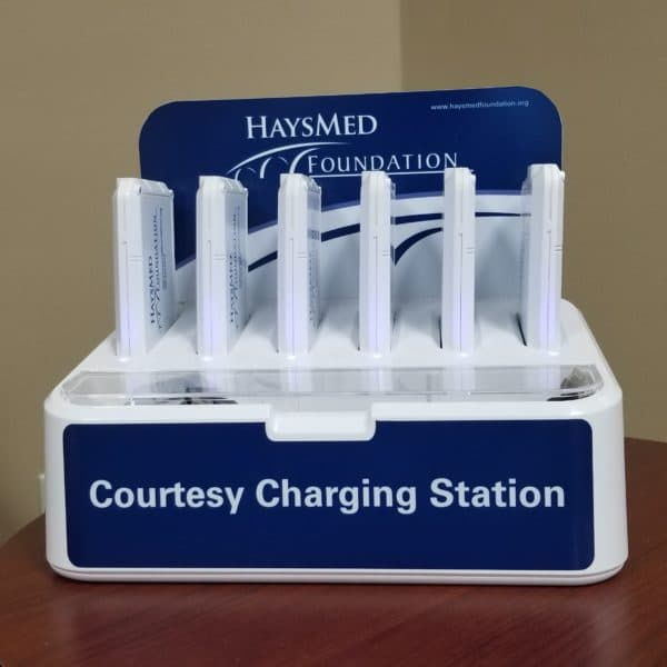 Courtesy Charging Station