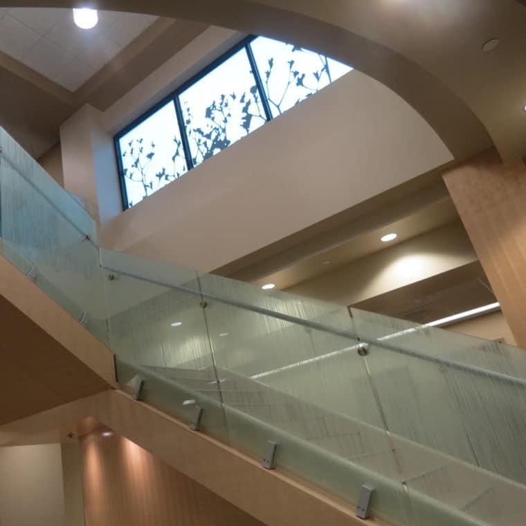 DeBakey Clinic Stair