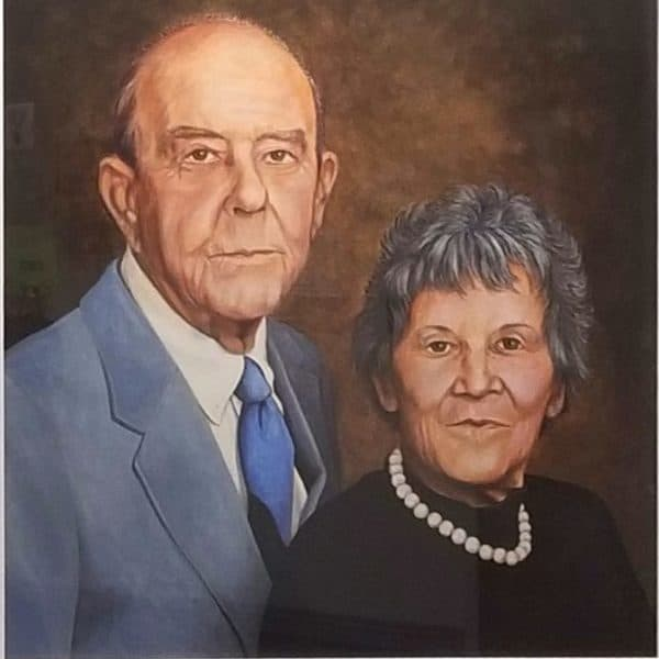 Paul and Virginia Miller