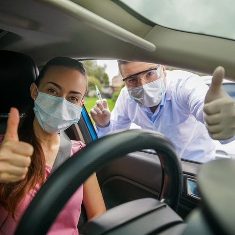 HaysMed's Annual Drive-Thru Flu Shot Clinic is Sept. 27 from 9am to 1pm